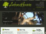 screenshot http://www.arborethomme.com ArboretHomme