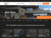 Entreprise de menuiserie aluminium Aix-en-Provence