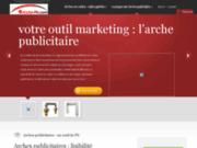 Arche-plv.com : arches publicitaires pour votre plv
