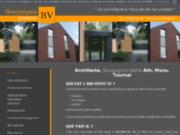 Le site officiel de l'architecte Valérie Bourguignon