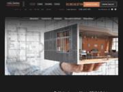 Cabinet d'architecte à Saint-Ouen