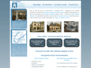 screenshot http://www.architecture78.com architecte saint germain en laye