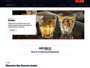 Vaisselle restauration commerciale, vaisselle restauration collective - Arcoroc