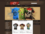 screenshot http://www.arcyte.com/ arcyte