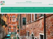 screenshot http://www.ariahabitat.com tous types d'expertise immobilière et diagnostic immobilier obligatoire pour la vente ou la location de bien immobilier