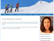 Ariane Mandosse: coaching d'équipe (Suisse)