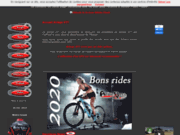 screenshot http://www.ariege-vtt.fr/ randonnée en ariège 09