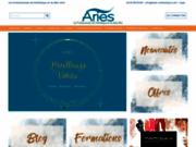 screenshot https://www.aries-esthetique.com/ Aries-esthetique.com