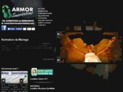 screenshot http://www.armorsonorisations.com dj cotes d' armor bretagne