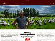 screenshot http://www.arnabar-foie-gras.com/ arnabar