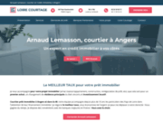 Courtier Crédit immobilier, Angers (49)