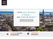 Arrêt Sur Immo, site d'annonces immobilières