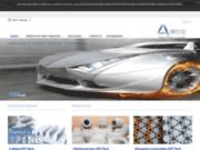 screenshot http://www.arrosi.net/francais.asp arrosi .net - produits pour la fonte