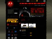 screenshot http://www.arsenal-airsoft.com arsenal airsoft - boutique d'airsoft en ligne