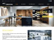 Agence en aménagement intérieur - Art & Création