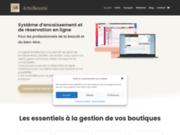 screenshot http://www.artebeaute.com artebeauté logiciel de caisse coiffure,institut