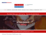 Plombier pas chère à proximité de Paris 9