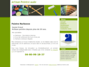 Artisan peintre Aude