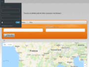 screenshot http://www.artisandelhabitat.fr serrurier lyon, les artisans de l'habitat