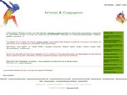 artistes et compagnies