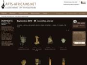 screenshot http://www.arts-africains.net arts-africains.net