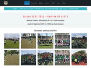 screenshot http://www.asav.fr as algérienne de villeurbanne