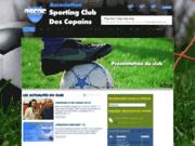 ASCDC football - Association Football Club Des Copains - Le site Officiel du club sporting angevin