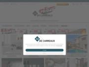 screenshot http://www.asdecarreaux.com vente de carrelage