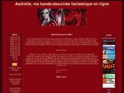 Asdrelle, ma BD fantastique : créatures étranges et rêve