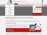 screenshot http://asfinancement.fr as financement: simplifions le crédit