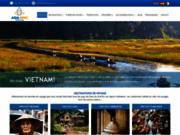 screenshot http://www.asiakingtravel.fr asia king travel : voyage au vietnam