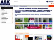 ASK-Distribution : Fournitures de bureau et équipements