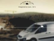 screenshot http://www.aso-amenagement-vehicule-utilitaire.com aménagement véhicules utilitaire