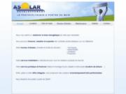 Centrale photovoltaïque, Installation photovoltaïque, location de toiture : ASOLAR