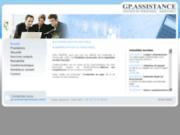screenshot http://www.assistance-paie.fr externalisation des paies et administration du personnel.