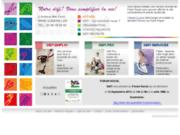 screenshot http://www.association-defi-68.fr/ Aide à domicile en Haut-Rhin