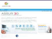screenshot http://www.assur3d.com assur3d, logiciel assurance courtiers