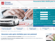 Devis assurance auto conducteurs résiliés