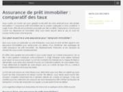 screenshot http://www.assurance-credit-immobilier.biz assurance pret immobilier