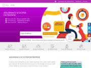 ASSURANCE SCOOTER ENTREPRISE : services d'assurance scooter en France