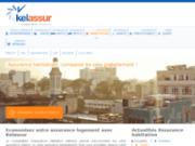 screenshot http://assurance.habitation.kelassur.com assurance habitation
