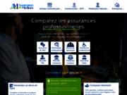 Assurancedesmetiers.com comparateur d'assurances professionnelles