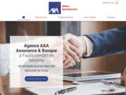 AXA Gilles Spieldenner à Faulquemont pour tous vos besoins en assurance