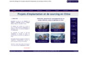 screenshot http://www.asterwind.net entreprise chine