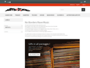 screenshot http://www.astrofonik.com astroshop - revendeur vinyles