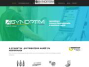 A Synoptim : Vente, Formation Commandes numériques