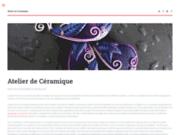 screenshot http://www.atelier-de-ceramique.com atelier de ceramique