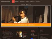 screenshot http://www.atelier-empreinte.net atelier empreinte