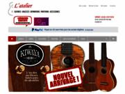 Atelier guitare Pappalardo