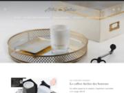 Bougies parfumées, parfums d'interieurs, cosmétiques